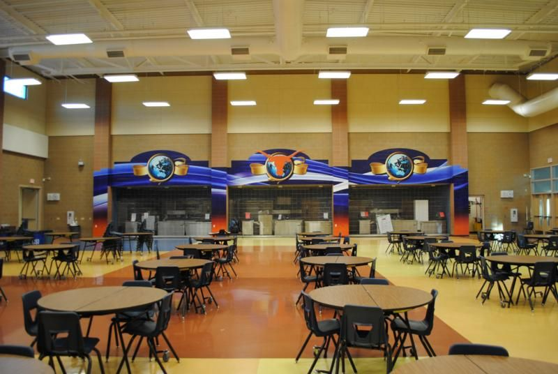 image gallery high school cafeteria