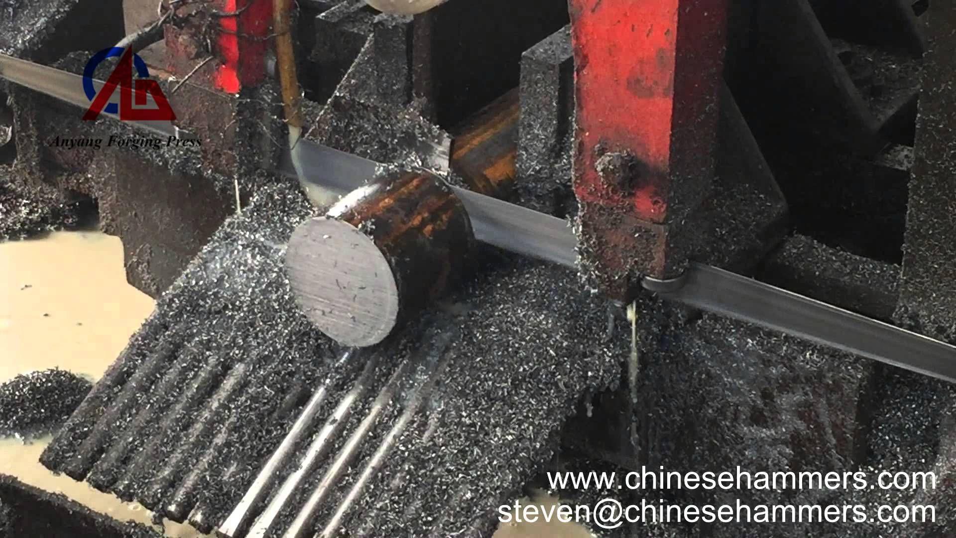horizontal metal cutting bandsaw band saws metal cutting machine
