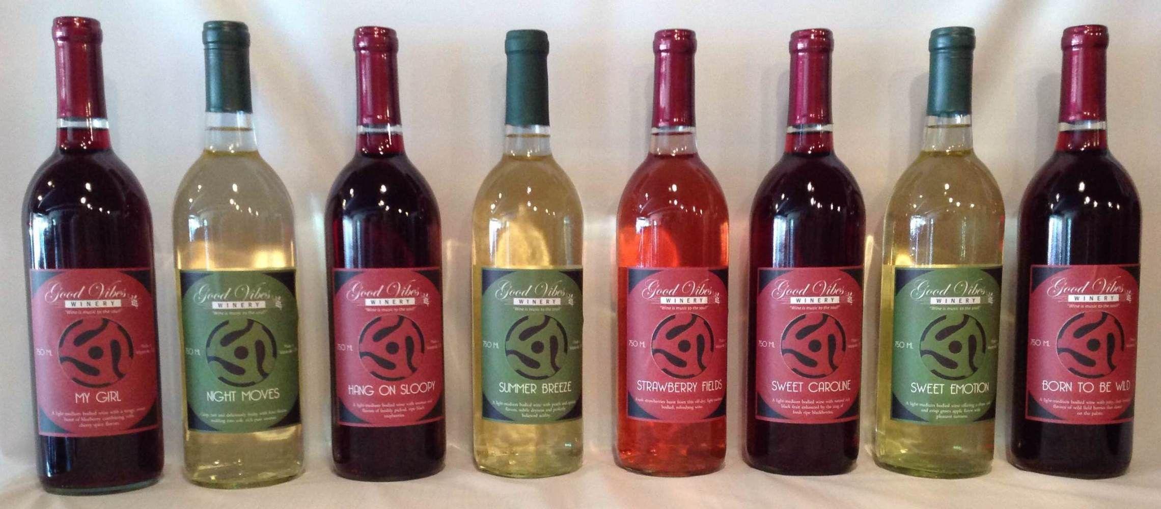 Our Wines Wine Wine Making Sweet Wine