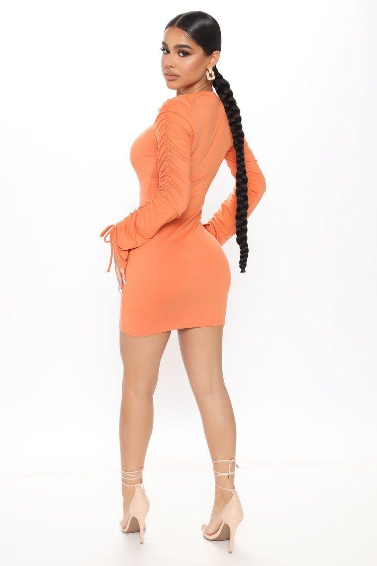 Broken Promises Mini Dress Orange In 2021 Mini Dress Fashion Dresses [ 1140 x 760 Pixel ]