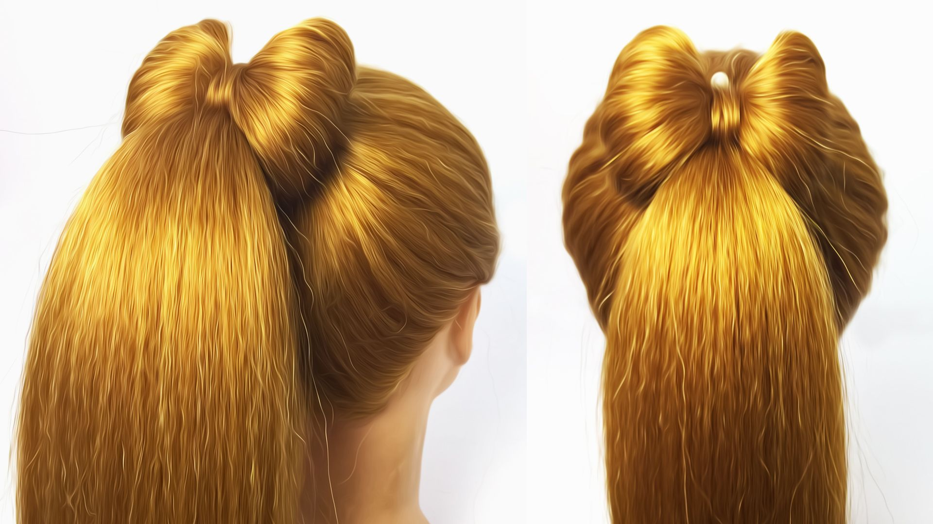 Easy Hairstyles In 2020 Hair Styles Hair Tutorial Hairstyle