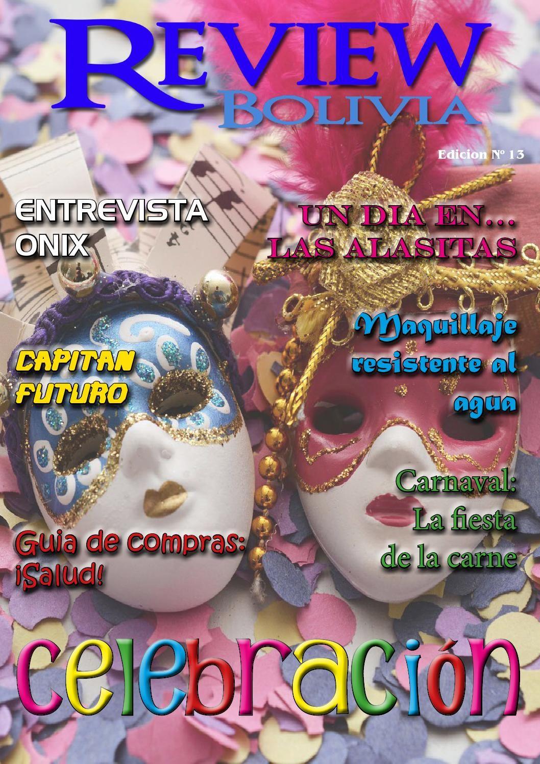 REVIEW Bolivia No.13  Celebración