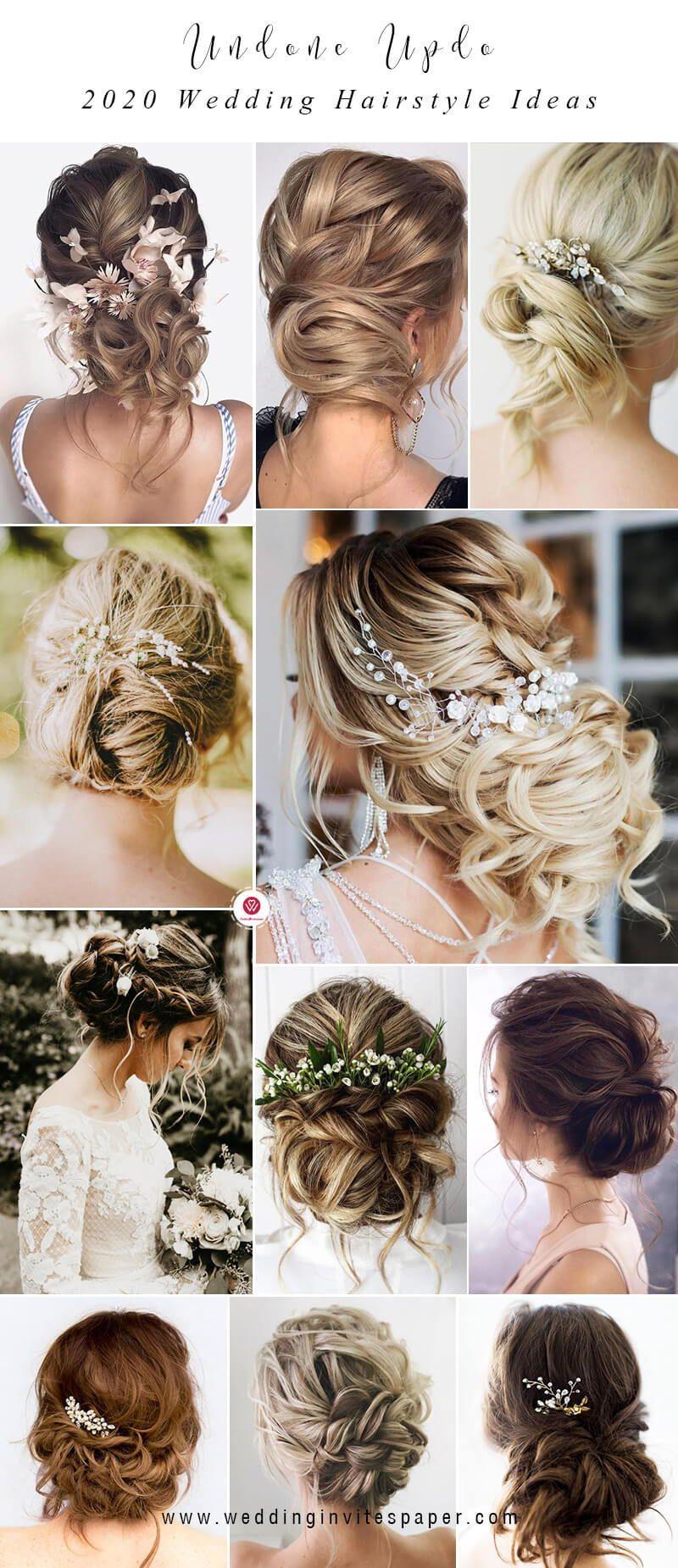 Easy Wedding Bun Hairstyles