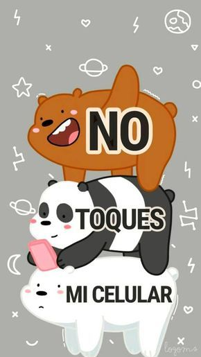 No toques mi celular wallpaper by BryaannT - f60f - Free on ZEDGE™