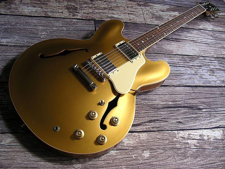 Gibson es 335 Ebenholz