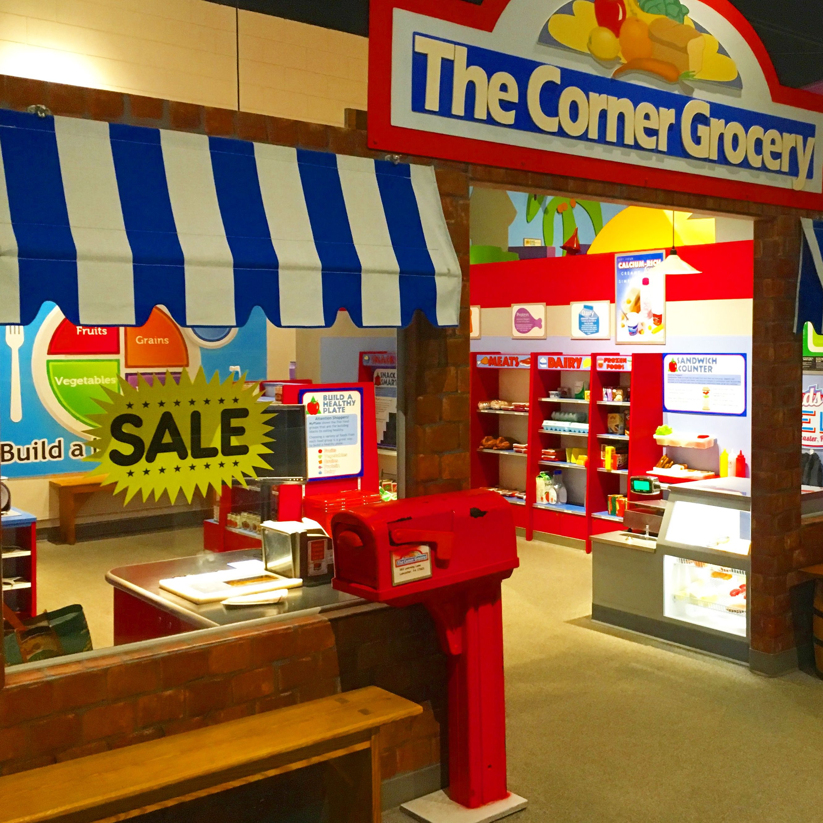 Hands On House Lancaster Pa Indoor Play Places Indoor Playground Pretend Play Grocery Store