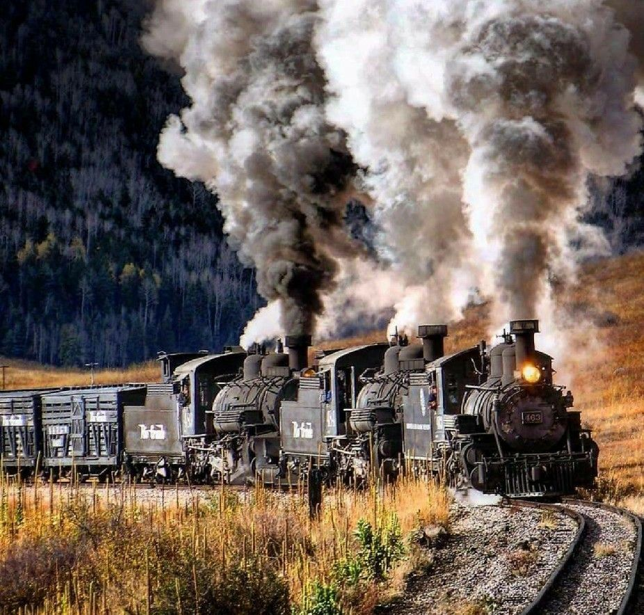 Pin By Cindy Grandstaff On Ridin' The Rails