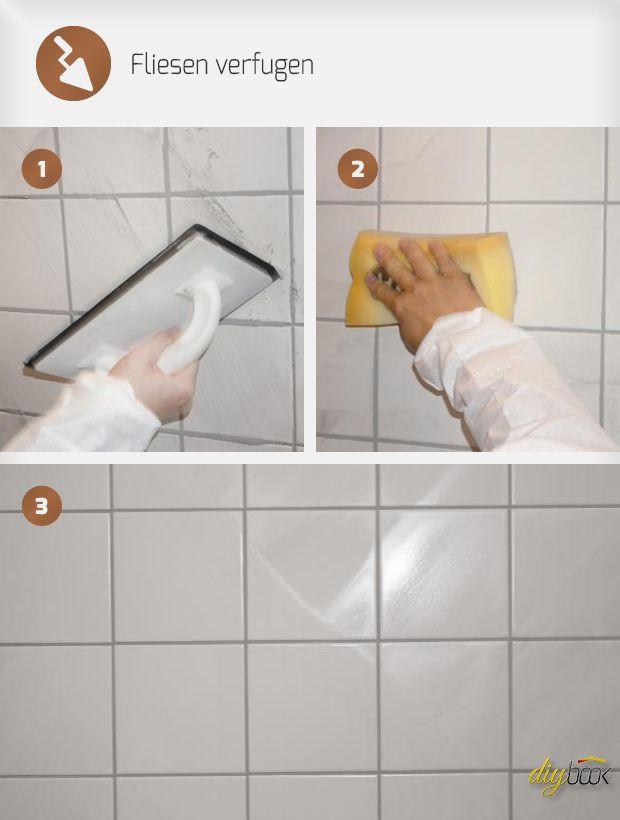Fliesen verfugen \u2013 Anleitung zum richtigen Verfugen