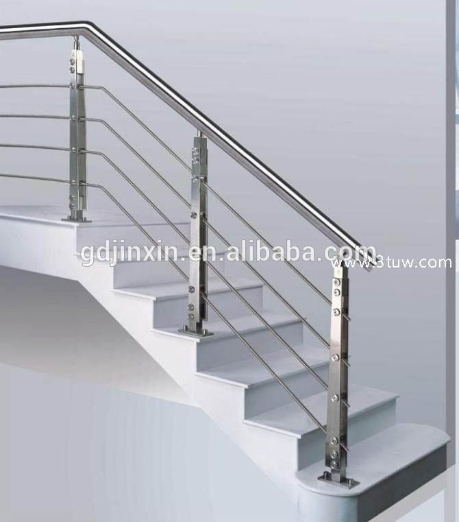 Stainless Steel Railings For Indoor Stairs Price Exterior Handrail   Stainless Steel Staircase Railing Price   Interior   Outdoor   Glass   Wooden Railing   Handrail