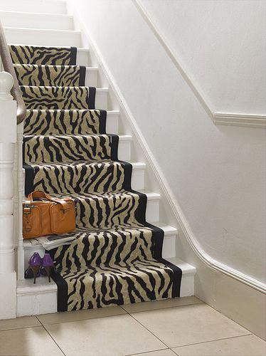 Best Love The Purple Shoe With This Carpet Stairs Hallway 400 x 300