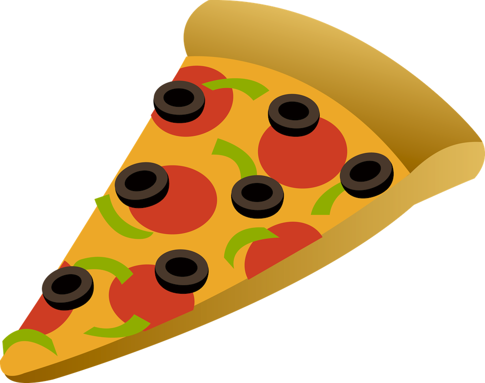 43+ Free clipart pizza slice info
