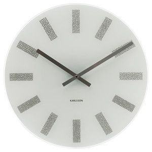 Station Glass Wall Clock now featured on Fab.