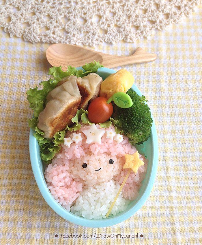 Little Twin Stars, Lala Bento lunch box by loveewa.deviantart.com on @deviantART