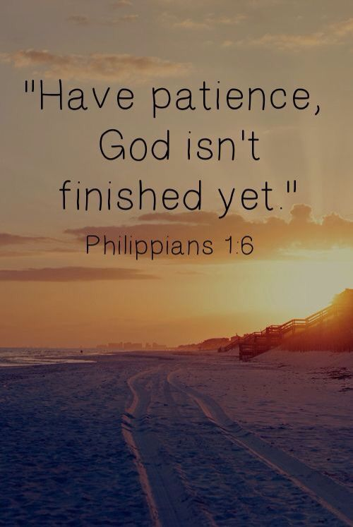 Patience With Images Quotes About God Bible Quotes