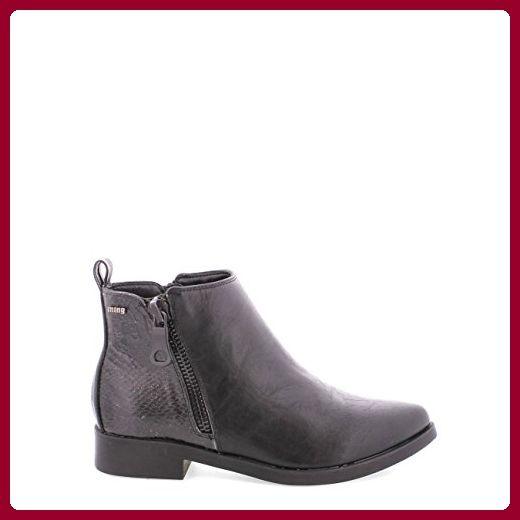 Boots Größe MustangDamen Chelsea Schwarz TlJK1uFc35