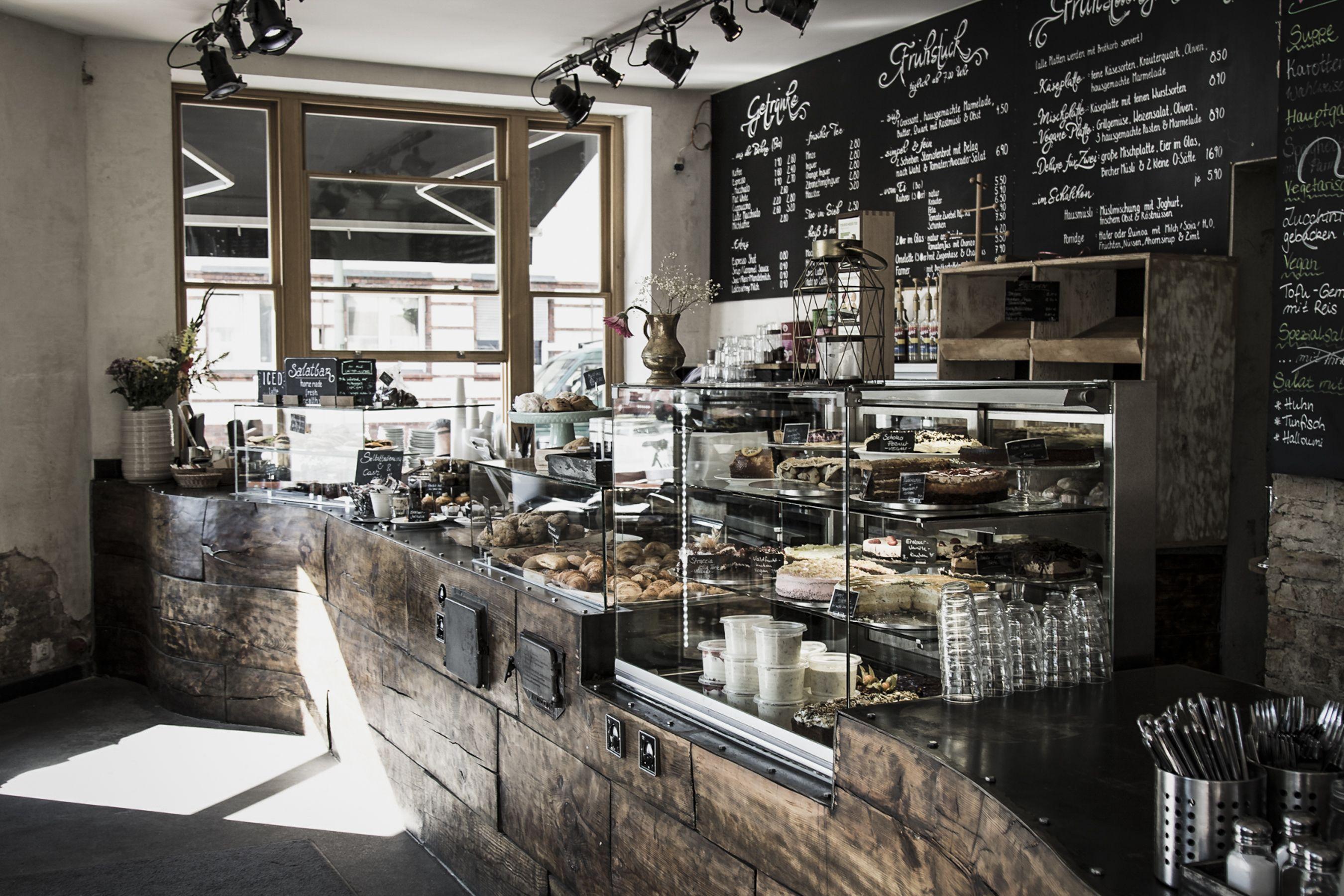 Nah am Wasser Café Knesebeckstr. Charlottenburg Berlin