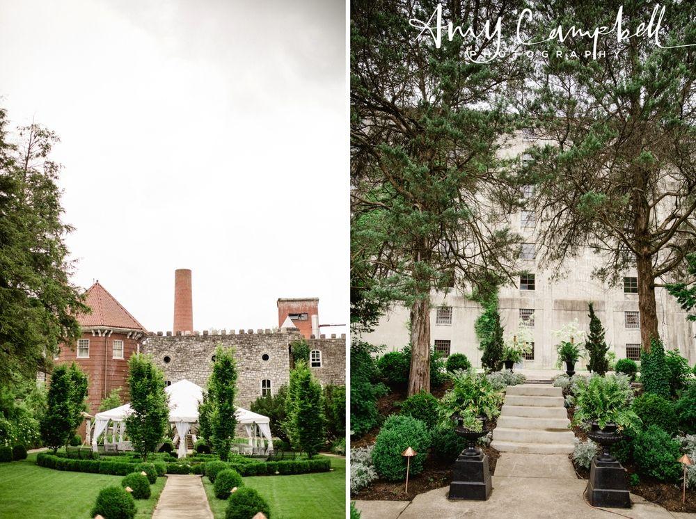 Castle Key Distillery Wedding