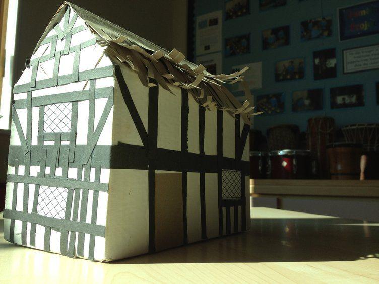 Making model houses ks1