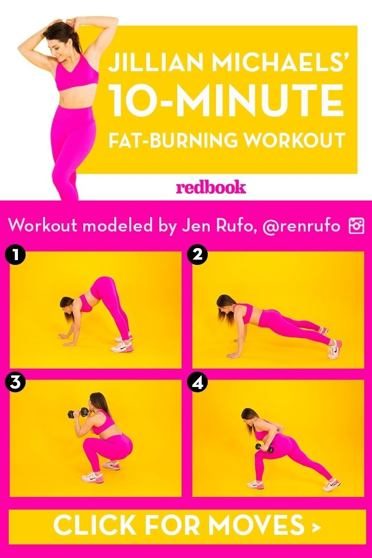 Fat burning plyometric workout picture 7