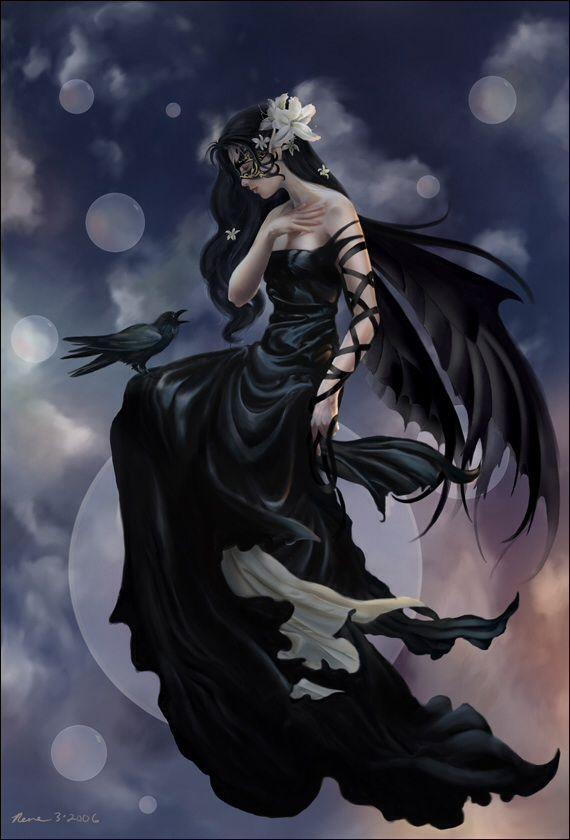 Beautiful Fairy by Nene Thomas ❤️