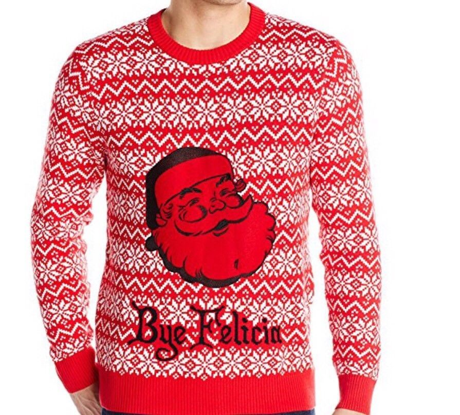 nwt alex stevens red nordic ugly christmas sweater bye felicia size large - Ebay Ugly Christmas Sweater