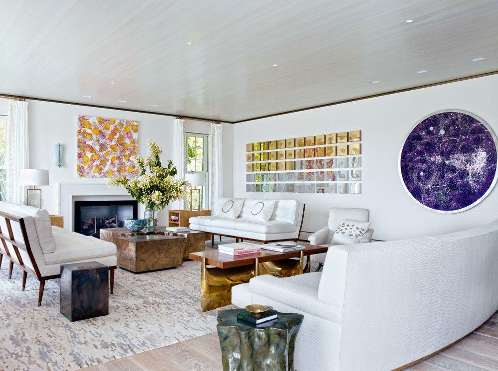 Beach Living Room by Cullman amp; Cravis and Ike Kligerman Barkley