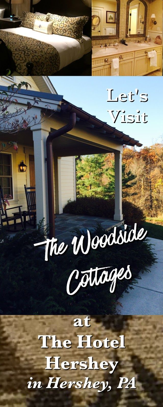 Staying At The Hotel Hershey Woodside Cottages Review Hotel At The Hotel Woodside
