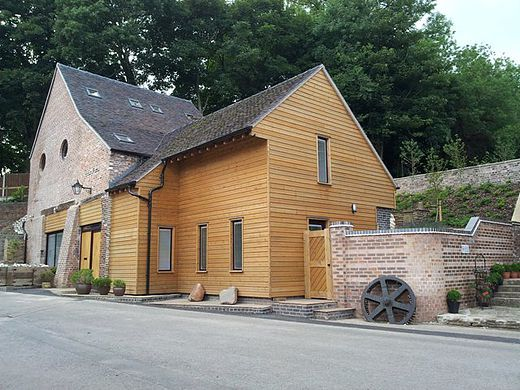 Image result for Flint Mill the restoration man