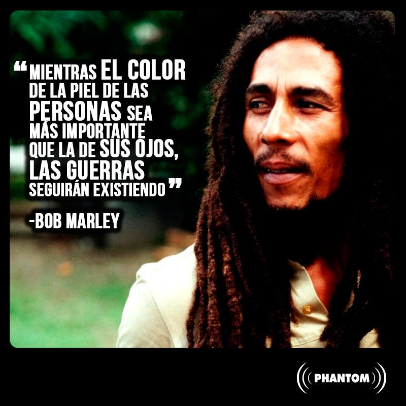 Qué Te Parece Esta Frase De Bob Marley Frases Frases