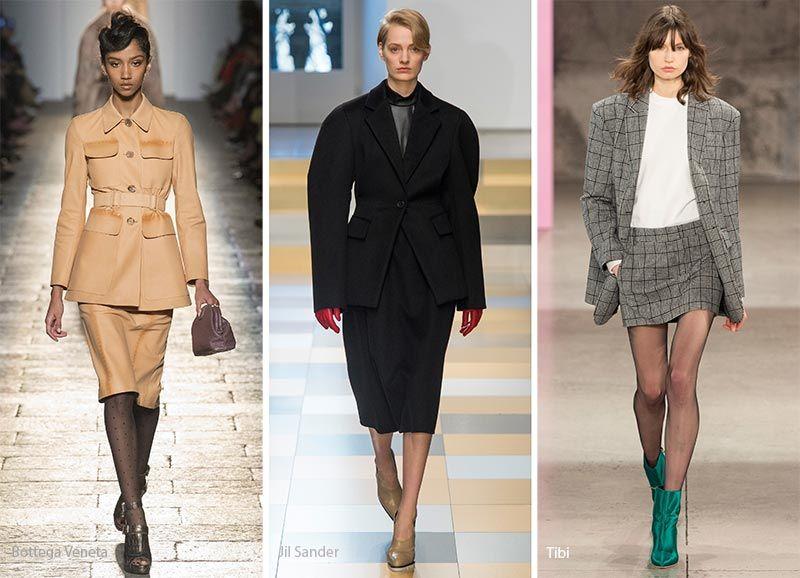 Fall Winter 2017 2018 Fashion Trends Pose Pinterest Fashion