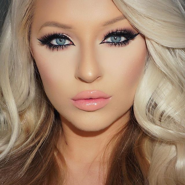 Pin by Stefka Stoyanova on Girls/ Beauty /Hair   Dramatic ...