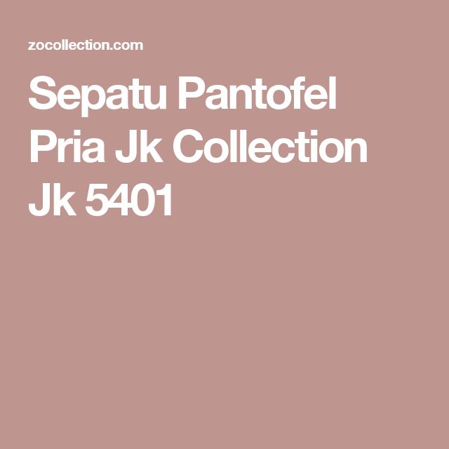 Sepatu Pantofel Pria Jk Collection Jk 5401 Dengan Gambar Pria