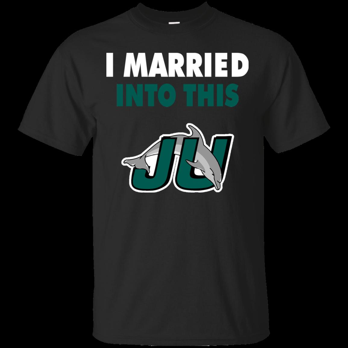 NCAA Jacksonville Dolphins T-Shirt V4