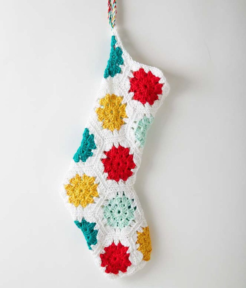 1970'S Christmas Stocking Crochet Pattern Unique Inspiration