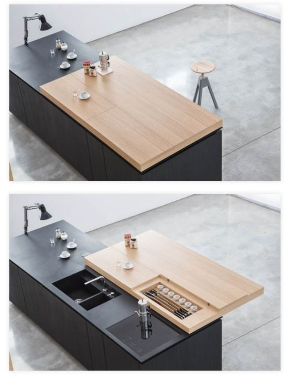 Photo of Paperwood kitchen