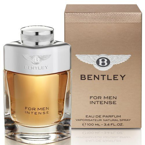 Bentley INTENSE Eau De Parfum Natural Spray 3.4oz 100ml