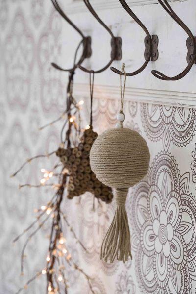 Christmas ornaments | Xmas decoration . Weihnachtsdekoration . décoration noël |