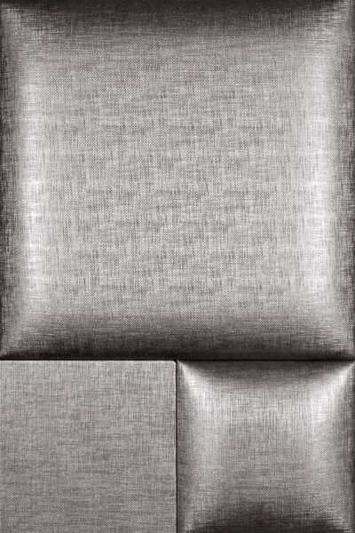 Envi Serenity Pewter Nappatile Faux Leather Wall Tiles By
