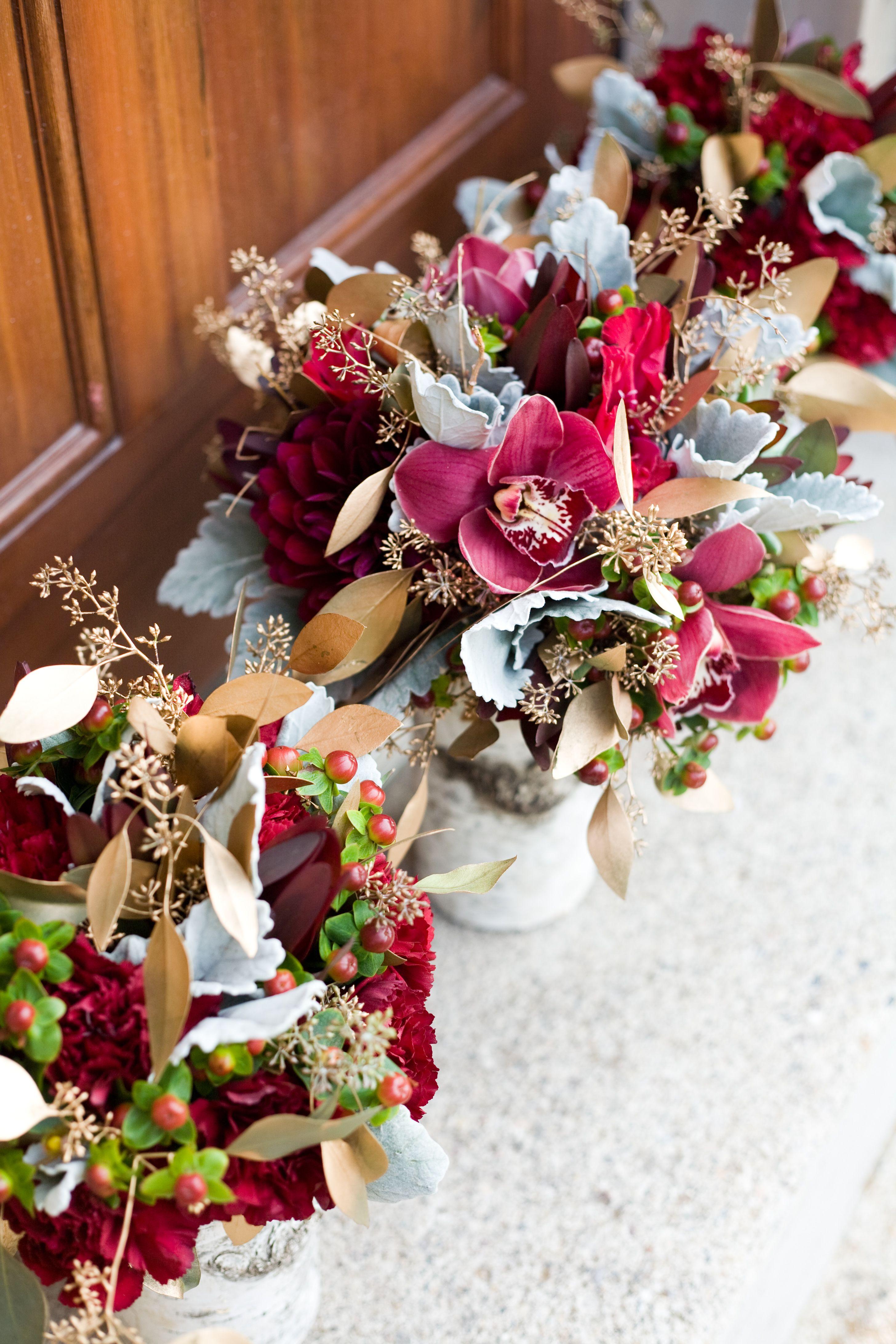Sneak Peak of Chelsea + Brett's Rustic Wedding Flowers