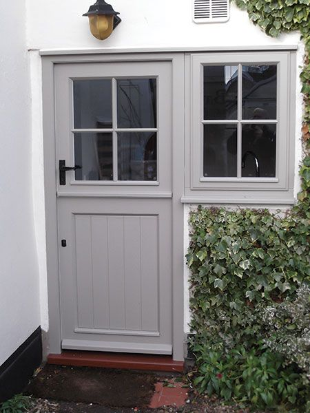 Hall Brothers Of Colchester Ltd Bespoke External Wooden