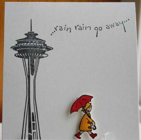 A Muse Seattle Girl by sleepyinseattle - Cards and Paper Crafts at Splitcoaststampers