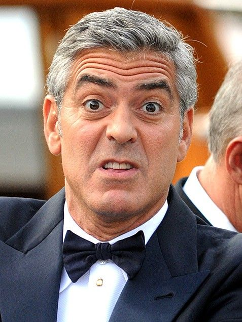 Funny Face | Celebrate George Clooneys 51st Birthday With
