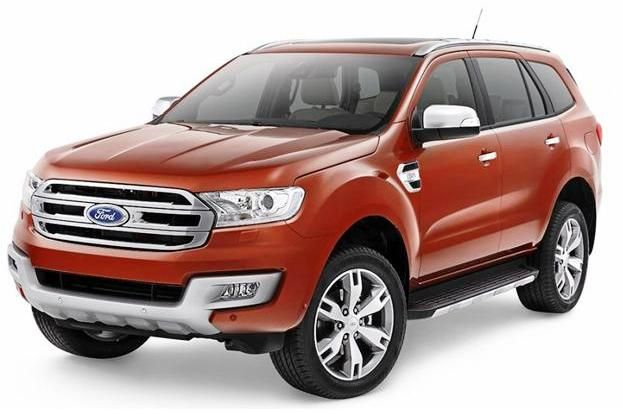 New Ford Endeavour To Debut In Early January Car News K4car Com Ford Bronco Ford Endeavour Upcoming Cars