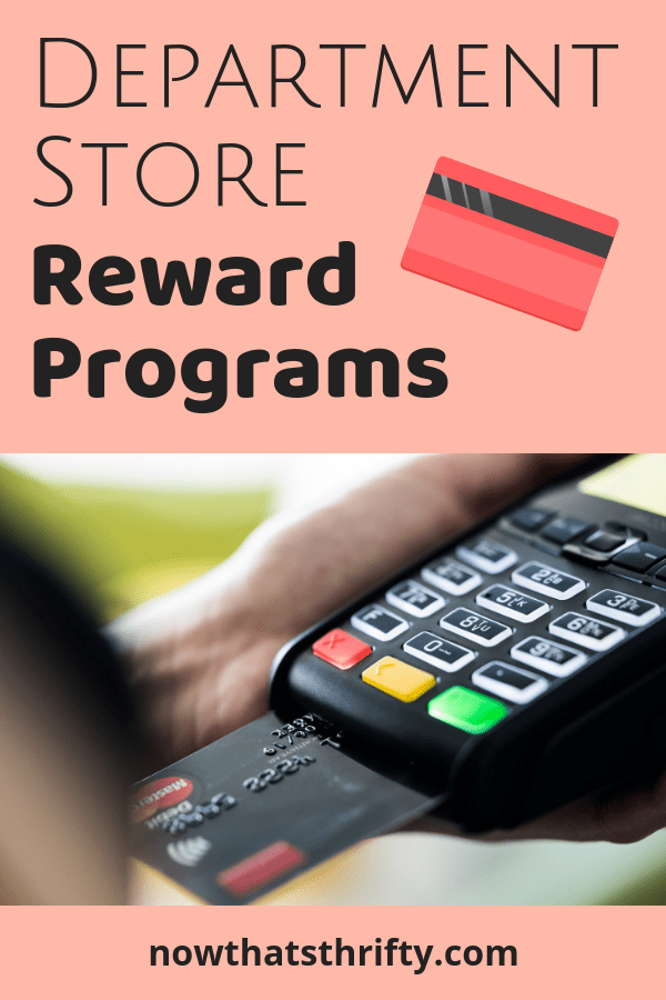 Customer Loyalty Programs for Department Stores Customer