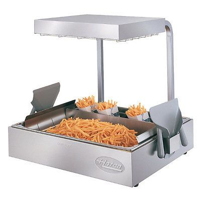 Hatco GRFHS-PT16 Electric Pass-Thru French Fry Warmer with Scoop Holder