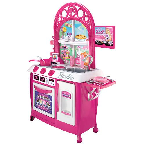 Barbie Gourmet Kitchen Kid Designs Toys R Us Barbie Kids Design Girls Room Decor