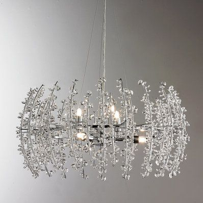25 Awesome Crystal Chandelier Light For You Contemporary Crystal