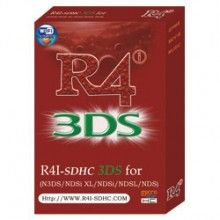 R4i-SDHC 3DS V4 5 for Nintendo 3DS / DSi XL(LL)/ DSi / DS