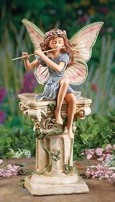 NEW Magical Forest Enchanted Fairy House Decorative Ornament 11.5 cm High Resin