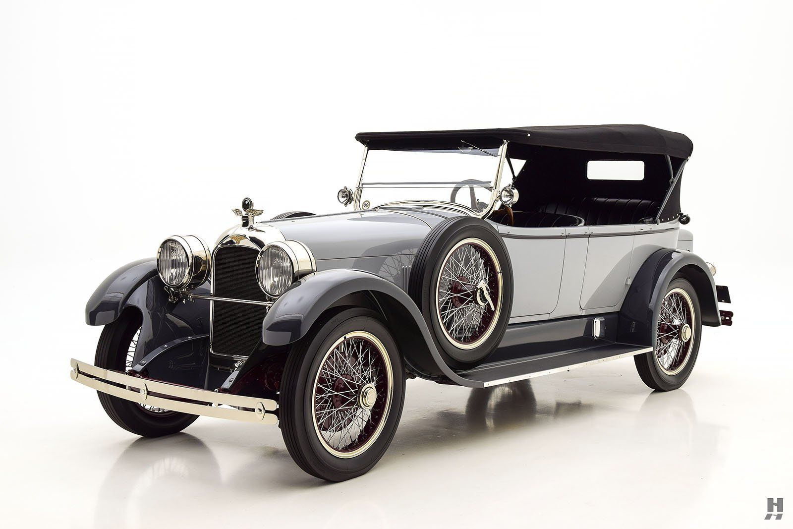 The Car Itself Was A True Standout It Was The Very First Serial